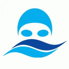 swimming logo design free download swim logo pinterest logos rh pinterest com swimmer logo graphics swimming logo shirts