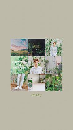Cover Wallpaper, Mood Wallpaper, Kpop Exo, Suho Exo, Bts Aesthetic Wallpaper For Phone, Aesthetic Wallpapers, Exo Sign, Exo Stickers, Exo Lockscreen