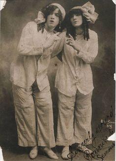 Black Vaudeville Performers