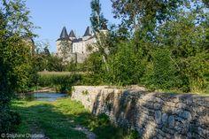 Verteuil-sur-Charente © photo S. Charbeau - Réf : 140904-005-verteuil