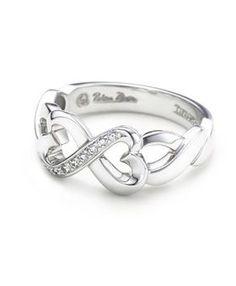 Tiffany & Co. - Anello Double Loving Heart Paloma Picasso®