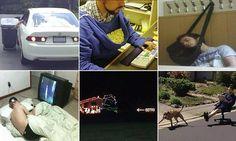 People around the world showcase their hilarious life hacks