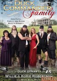 Duck Dynasty Book. Loved all the background info and stories of all the family. Now I love them even more! This was written by Willie and his wife Korie.