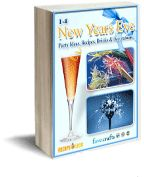 14 New Year's Eve Party Ideas, Recipes, Drinks and Decorations