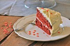 Red Velvet Cake I Love You!!!