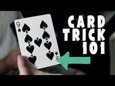 Do you want to make your family and friends fascinated by your enthralling magic trick performance? You could fulfill your wish by acquiring easy card magic tricks. As magic tricks are the most enticing skill that people dream to Magic Tutorial, Learn Card Tricks, Learn Magic, Easy Magic Tricks, Sleight Of Hand, Step Cards, The Magicians, Childhood Memories, Card Games