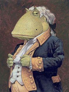 Frog - CF Payne