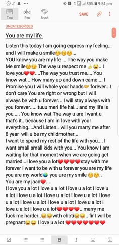 Happy Birthday Best Friend Quotes, Happy Birthday Quotes For Friends, Boyfriend Birthday Quotes, Boyfriend Quotes, Love Smile Quotes, Good Thoughts Quotes, Long Love Quotes, Cute Messages For Boyfriend, Cute Texts For Him