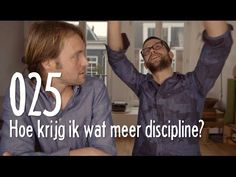 Interessante video als antwoord op de vraag: Hoe krijg je wat meer discipline?