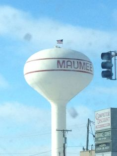 City of Maumee in Ohio