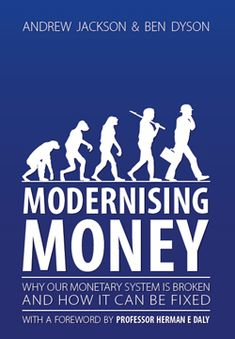 Positive Money, a movement to democratise money and banking so that it works for society and not against it.