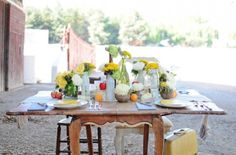 New Rustic Wedding and Country Trends - Rustic Wedding Chic