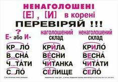 Ukrainian Language, Activities For Kids, Math Equations, Words, School, Deutsch, Children Activities, Petite Section