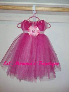 Princess Aurora Tutu Dress