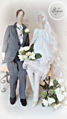 текстильные свадебные парочки: 13 тыс изображений найдено в Яндекс.Картинках