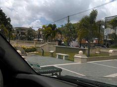 Plaza pública de Adjuntas