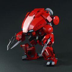 MFS-018 BloodCancer | LEGO Mech. Details about other photos … | Flickr