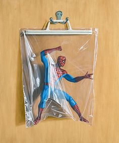 Peter Parker, by Simon Monk. 'Peter Parker' oil & alkyd on wood Simon Monk Pablo Picasso, Illustrations, Illustration Art, Spiderman, Realistic Paintings, Acrylic Paintings, High School Art, Middle School, Identity