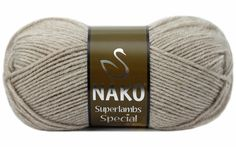 Nako SuperLambs Special Yarn. Wool and Premium Acrylic. Free Shipping