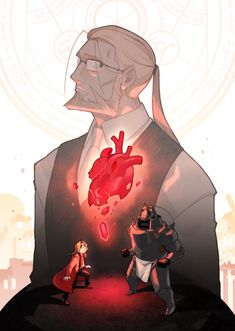 Read Fullmetal Alchemist Manga Online in High Quality For Free Fullmetal Alchemist Brotherhood, Fullmetal Alchemist Mustang, Me Anime, Fanarts Anime, Manga Anime, Anime Art, Anime Girls, Edward Elric, Der Alchemist