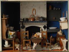 180 Besten Victorian Dollhouse Miniatures Bilder Auf Pinterest