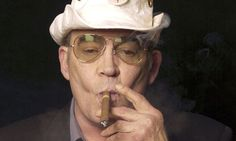 Hunter S. Thompson - Fear and Loathing in Las Vegas Hunter S Thompson Quotes, Warm Bodies, Fear And Loathing, Louisville Kentucky, Beatnik, Good Doctor, The Nines, Being A Landlord, The Guardian