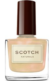 I love all Scotch nail polishes! They are 100% free from formaldehyde, toluene, dibutyl phthalates, ethyl acetate, butyl acetate, nitrocellulose, acetone and heavy metals.
