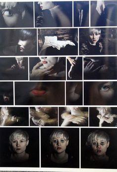 Top Art 2013 - Sophie Kemp Body Art Photography, Photography 2017, Photography Collage, Photography Portfolio, Artistic Photography, Photography Ideas, Cultural Identity, Photo Series, Schizophrenia
