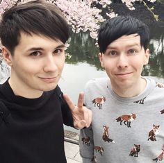 Which YouTuber Should You Collab With I GOT DAN AND PHIL! IN YOUR FACE BITCHES!!!! ...jk love you all