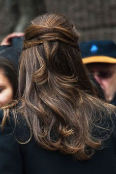 30 Times Kate Middleton Had Glorious, Glorious Hair  - ELLE.com