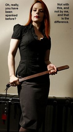 Femdom spanking forum