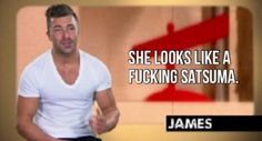 James geordie shore quotes