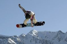 Sochi Women's Snowboarding | ... women's snowboard slopestyle qualifying session at 2014 Sochi Olympic