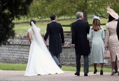 Mariage de Pippa Middleton et James Matthews  20 mai