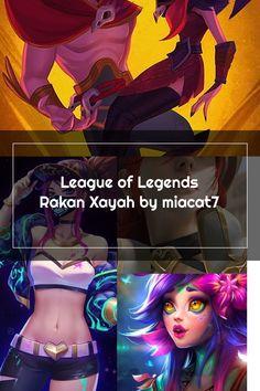 League of Legends Rakan Xayah by miacat7 League Of Legends, Movies, Movie Posters, Films, League Legends, Film Poster, Cinema, Movie, Film