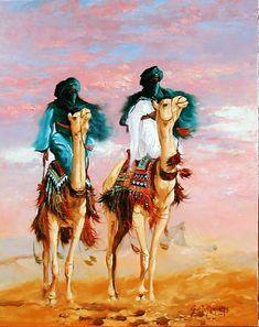 ''Sahara'' Georges Corominas