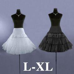 26-Retro-50s-Underskirt-Swing-Vintage-Petticoat-Fancy-Net-Skirt-Rockabilly-Tutu