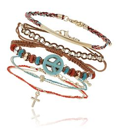 Gina Tricot -Multi pack wrist wear