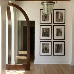 Black & White Gallery Walls