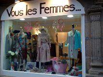 """""""Vous les femmes"""" partner shop"""
