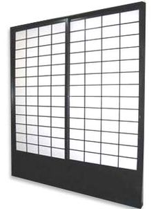 For my next house - http://www.chopa.com/ShopSite/media/black_shoji_sliding_doors.jpg
