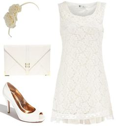 Fashion Inspiration: Blair Waldorf's Spring/Summer Looks - The White Party