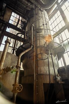 Steam Storage (by steve morel)