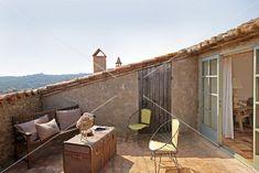terrazzo sul tetto spiovente - Cerca con Google   Terraces ...
