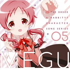 Sutekina dansu taimu Character Song Series 05 Meg (Gochuumon wa Usagi Desuka??)