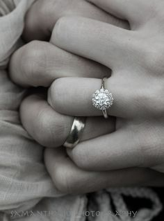 simplicity, i love this engagement ring