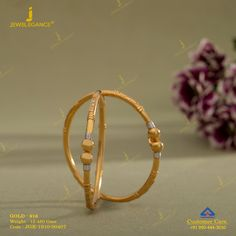 Embellish yourself with gold beauty. Gold Chain Design, Gold Bangles Design, Gold Earrings Designs, Gold Jewellery Design, Mens Gold Jewelry, Gold Jewelry Simple, Gold Rings Jewelry, Gold Ornaments, Gold Bangle Bracelet