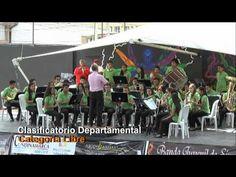 Clasificatorio Departamental de bandas sinfónicas en Villeta