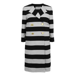 BY MALENE BIRGER Block Stripe Trench Coat at Flannels Fashion