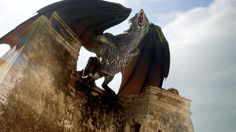 """""""The dragons this year are the size of 747s"""" on Game of Thrones!"""